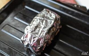 Свиная вырезка с черносливом - фото шаг 5