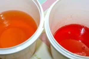 Апельсиново-клюквенное желе - фото шаг 1