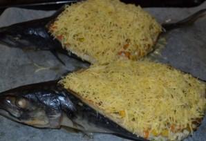 Рыба, запеченная с рисом - фото шаг 12