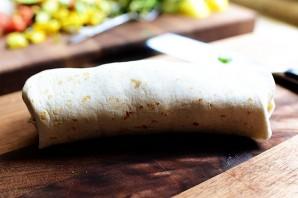 Бурритос без мяса - фото шаг 14