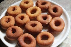 Быстрые пончики - фото шаг 9