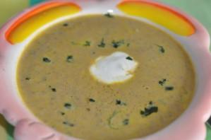 Суп с печенью трески - фото шаг 5