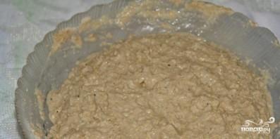 Хлебцы из отрубей - фото шаг 3