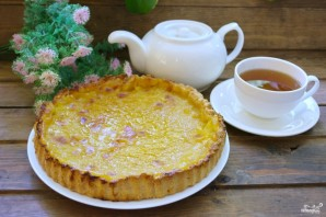 Лимонный пирог - фото шаг 8