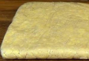 Рубленое слоеное тесто - фото шаг 4