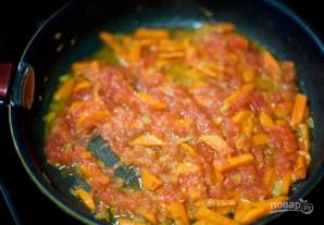 Итальянский суп с фаршем - фото шаг 4