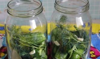 Ассорти из овощей на зиму - фото шаг 2