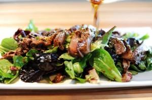 Горячий салат с говядиной - фото шаг 10