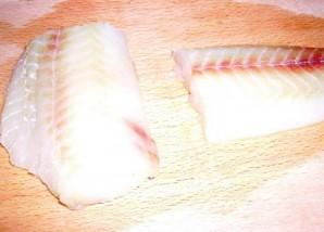 Бризоль из рыбы - фото шаг 1
