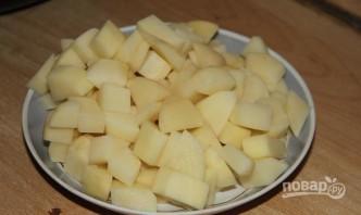 Сырный суп по-английски - фото шаг 2