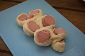 Сосиски, запеченные в духовке - фото шаг 4