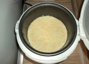 Омлет из перепелиных яиц в мультиварке - фото шаг 6