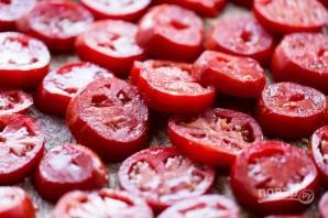 Пирог с томатами - фото шаг 4