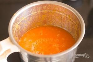 Томатно-морковный суп - фото шаг 4