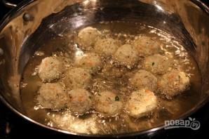 Овощные шарики в подливе - фото шаг 4