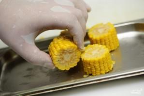 Кукуруза в духовке - фото шаг 4