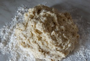 Бездрожжевое тесто для жареных пирожков - фото шаг 5