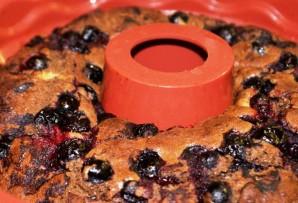 Творожный кекс со смородиной - фото шаг 4