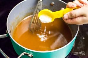 Простой карамельный соус - фото шаг 7