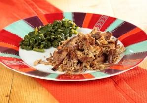 Жаркое из говядины с чесноком - фото шаг 6