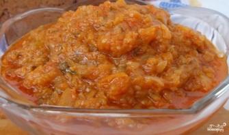 Икра кабачковая с помидорами и морковью - фото шаг 8
