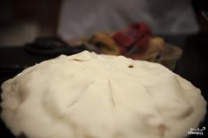 Закрытый пирог с курицей - фото шаг 10