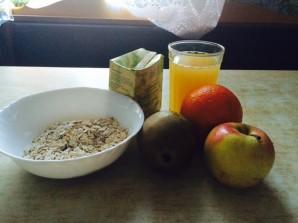 Смузи из фруктов - фото шаг 1