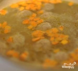 Детский суп из индейки - фото шаг 5