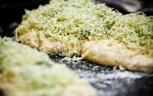 Чиабатта с сыром - фото шаг 4