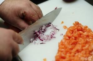 Тартар из лосося - фото шаг 6