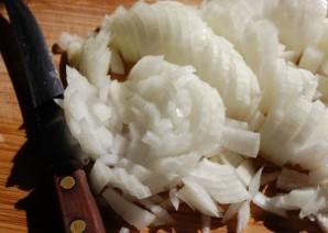 Жульен с грибами в мультиварке   - фото шаг 6