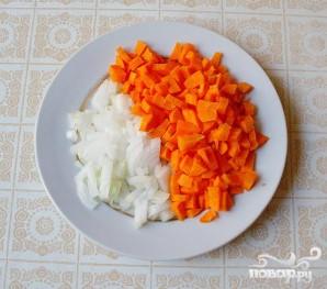 Свинина с рисом в индонезийском стиле - фото шаг 1