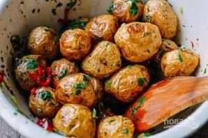 Говяжьи ребрышки с картофелем - фото шаг 7