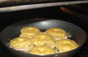Запеченные кусочки свинины - фото шаг 4