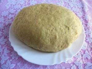 Пирожки дрожжевые с вишней - фото шаг 3