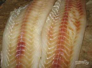 Рыба под грибным соусом - фото шаг 2