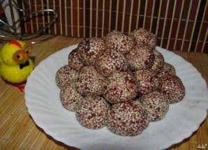Сыроедческие конфеты - фото шаг 6