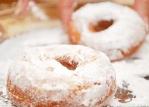 Пончики во фритюре - фото шаг 8