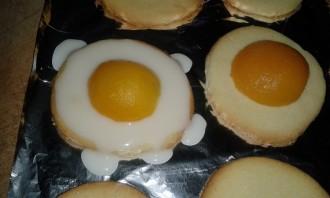 """Печенье """"Пасхальные яйца"""" - фото шаг 7"""