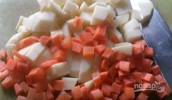 Сырный суп с говядиной - фото шаг 4