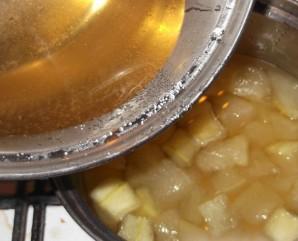 Варенье из дыни на зиму без стерилизации - фото шаг 4