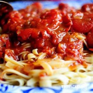 Рёбрышки в томатном соусе - фото шаг 15