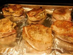 Мясо с сыром - фото шаг 5