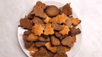 Имбирное рождественское печенье - фото шаг 4