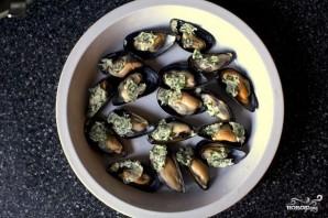 Жареные моллюски - фото шаг 3