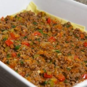Лазанья с мясом - фото шаг 21
