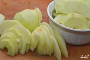 Немецкий яблочный панкейк - фото шаг 2