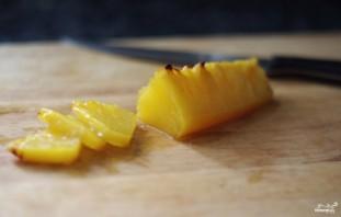 Тарталетки с ананасом - фото шаг 2