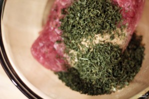 Суп с фрикадельками из индейки  - фото шаг 1