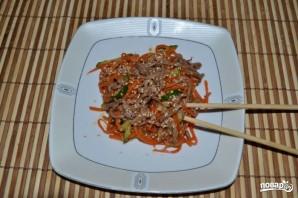 Хе из говядины по-корейски - фото шаг 12